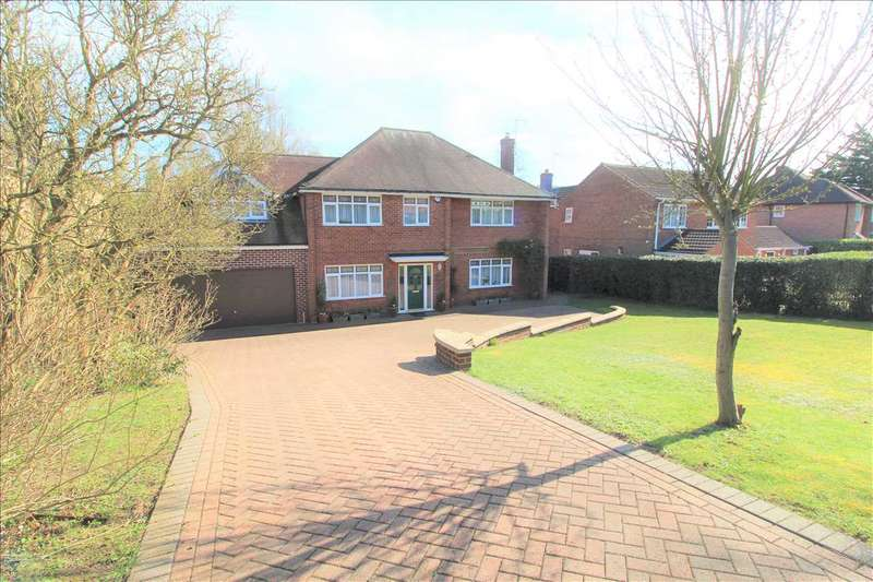 5 Bedrooms Detached House for sale in Manthorpe Road, Grantham