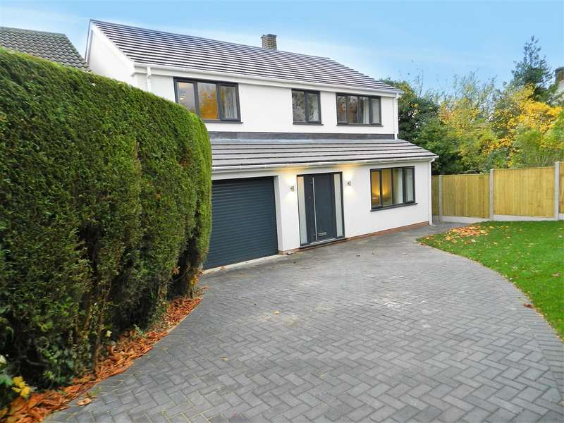4 Bedrooms Detached House for sale in Honing Drive, Southwell