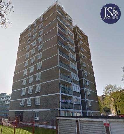 1 Bedroom Flat for sale in Evelyn Street, Surrey Quays, London, SE8 5QT