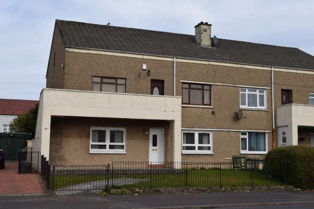 3 Bedrooms Flat for sale in 86 Barshaw Road, Penilee, G52