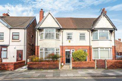 5 Bedrooms Semi Detached House for sale in Oxford Road, Waterloo, Liverpool, Merseyside, L22