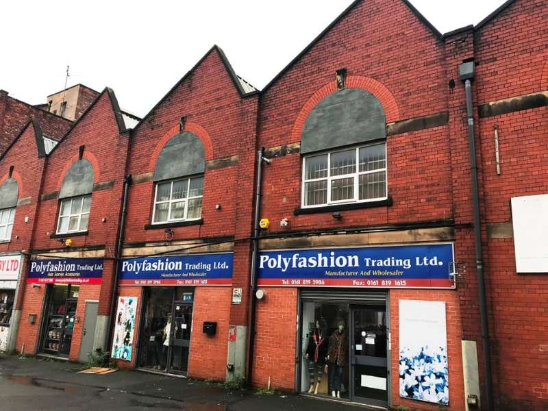 Commercial Property for sale in Unit 9 Camberwell Street, Cheetham Hill, Manchester, Greater Manchester