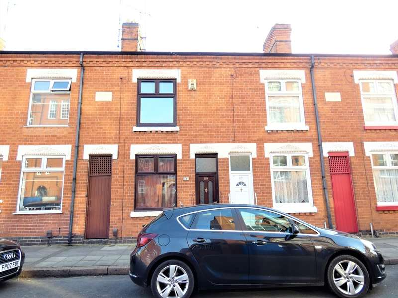 3 Bedrooms Terraced House for sale in Bruin Street, Belgrave, Leicester