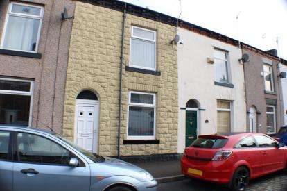 2 Bedrooms Terraced House for sale in Byrom Street, Elton, Bury, Greater Manchester, BL8