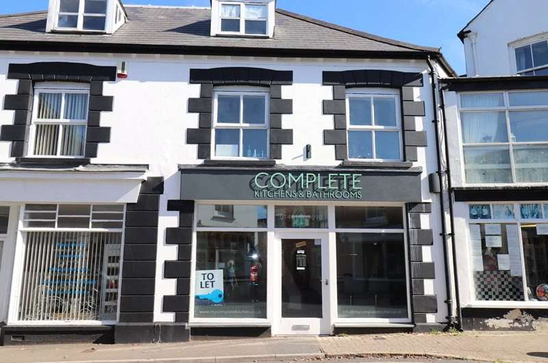 Business Park Commercial for rent in Victoria Square, Holsworthy, Devon, EX22