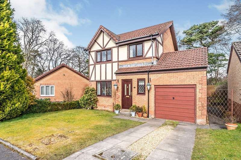3 Bedrooms Detached House for sale in Fiddich Drive, Murieston, EH54