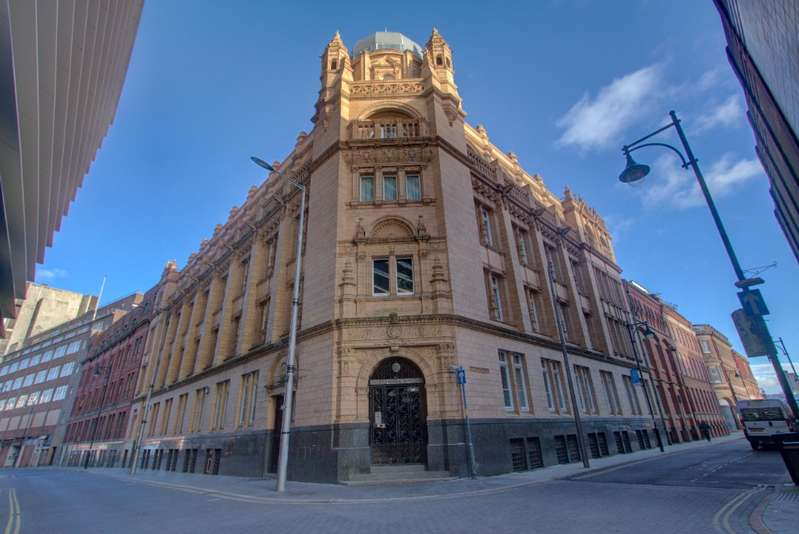 1 Bedroom Flat for sale in Rutland Street, , Leicester, LE1 1SE