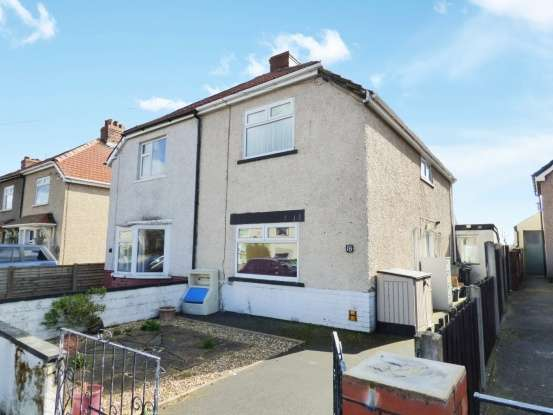 Semi Detached House for sale in Lordsome Road, Heysham, Lancashire, LA3 1JB