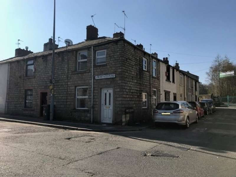 2 Bedrooms End Of Terrace House for sale in 12 Spring Hill Road, Accrington, Lancashire