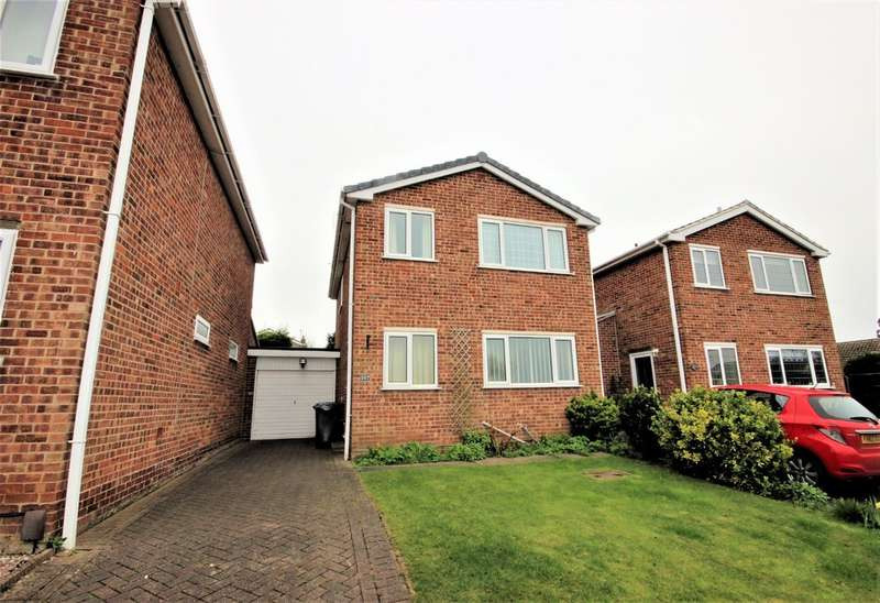 3 Bedrooms Detached House for sale in Sycamore Road, East Leake