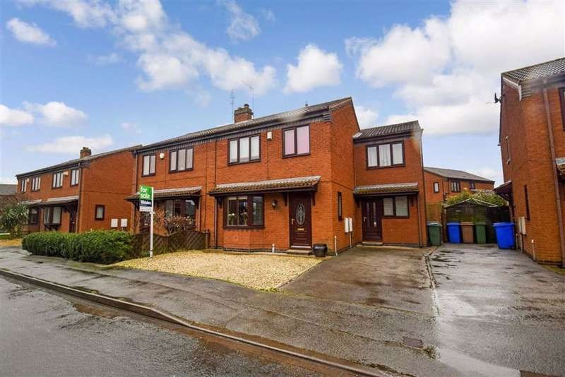5 Bedrooms Property for sale in Churchill Rise, Burstwick, HU12