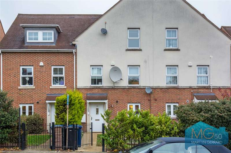 4 Bedrooms Terraced House for sale in Russell Lane, Whetstone, London, N20
