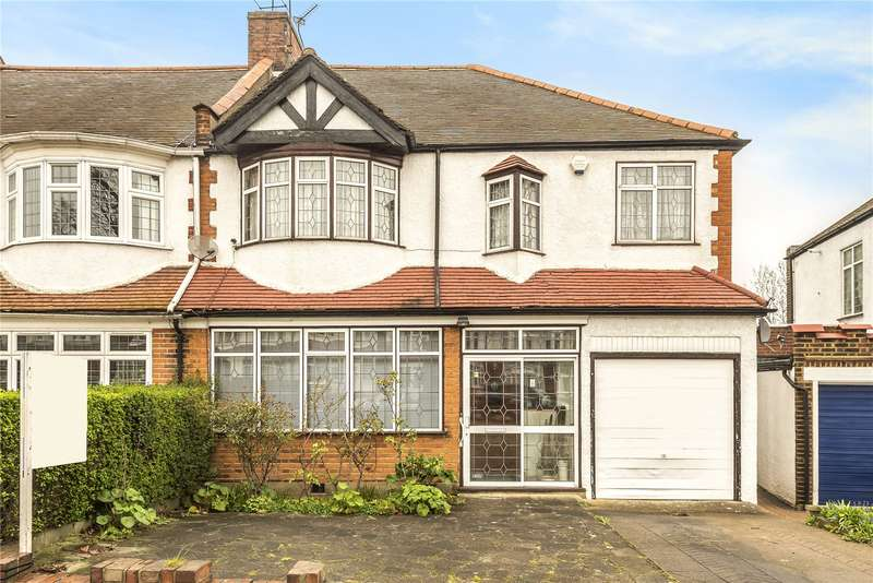 4 Bedrooms End Of Terrace House for sale in Bowes Road, Arnos Grove, London, N11