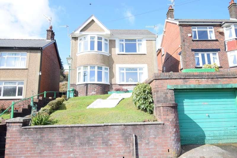 3 Bedrooms Detached House for sale in Usk Road, Pontypool, NP4