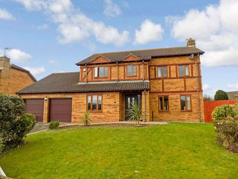 4 Bedrooms Detached House for sale in Eglwys Nunnydd, Margam, Port Talbot, Neath Port Talbot. SA13 2PS