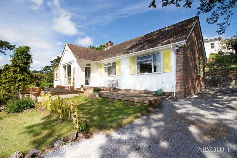 3 Bedrooms Property for sale in Higher Erith Road, Torquay