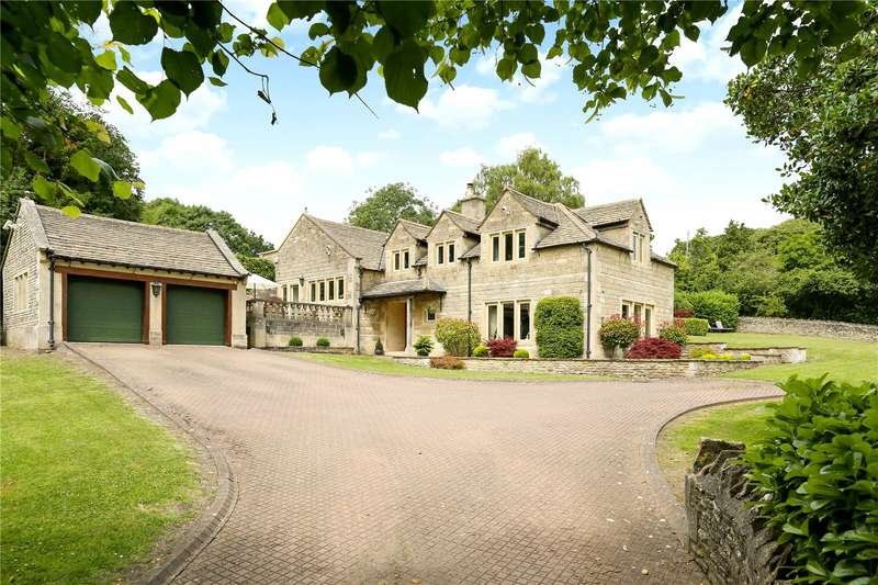 5 Bedrooms Detached House for sale in Dyrham, Gloucestershire, SN14