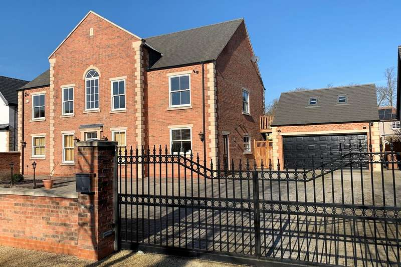 7 Bedrooms Detached House for sale in Hamilton Place, Melton Mowbray