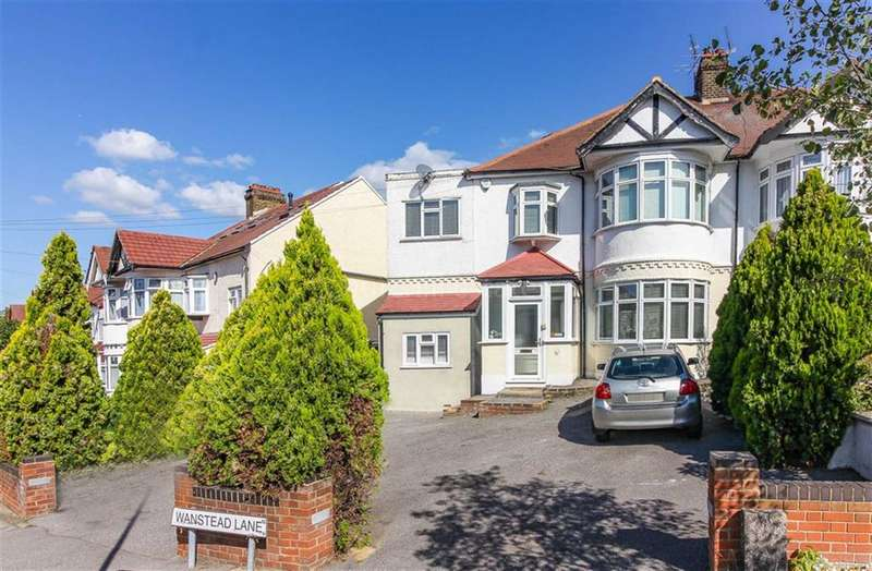6 Bedrooms Semi Detached House for sale in Wanstead Lane, Ilford, Essex