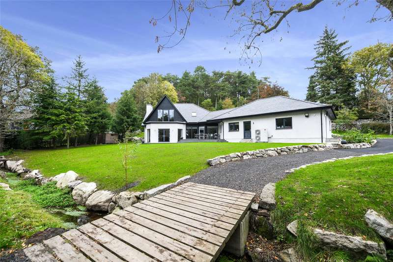 5 Bedrooms Detached House for sale in Bargorge, Barhill Road, Dalbeattie, Dumfries and Galloway, South West Scotland, DG5