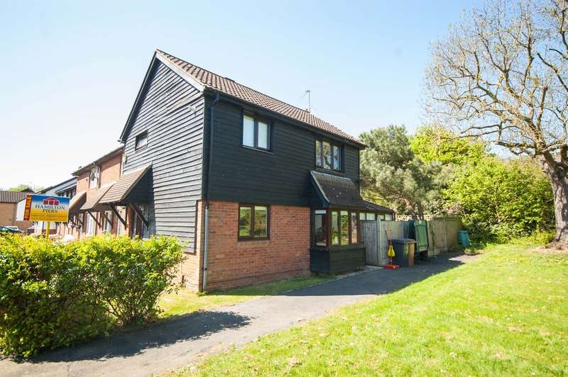 3 Bedrooms Semi Detached House for sale in Sheppard Drive, Chelmer Village, Chelmsford, CM2