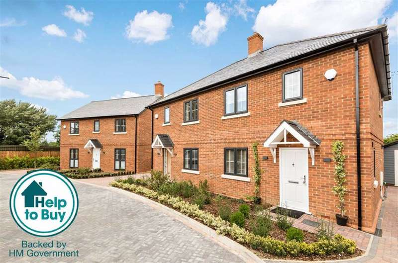 2 Bedrooms House for sale in Crescent Gardens, St Albans, Hertfordshire