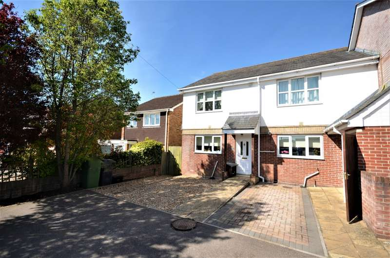 2 Bedrooms House for sale in Milner Cottages, Winchester Road, Waltham Chase, Southampton, SO32
