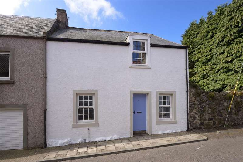 2 Bedrooms Terraced House for sale in 11 Gourlays Wynd, Duns