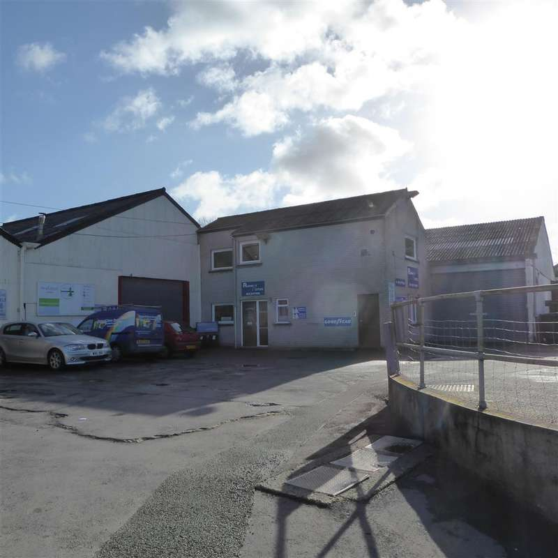 Commercial Property for sale in Dew Street, Haverfordwest