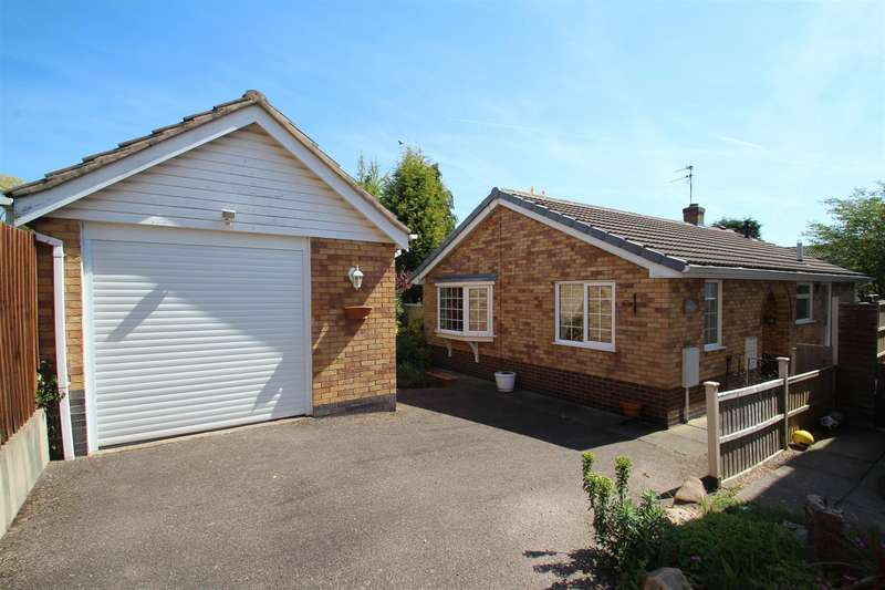 2 Bedrooms Bungalow for sale in Fair Mead, Mountsorrel, Loughborough