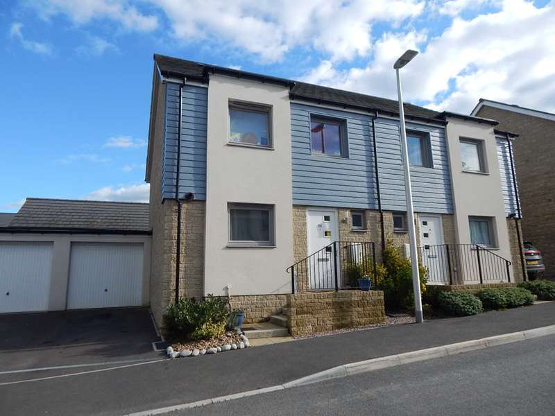4 Bedrooms Semi Detached House for sale in Churchill Rise, Axminster, Devon