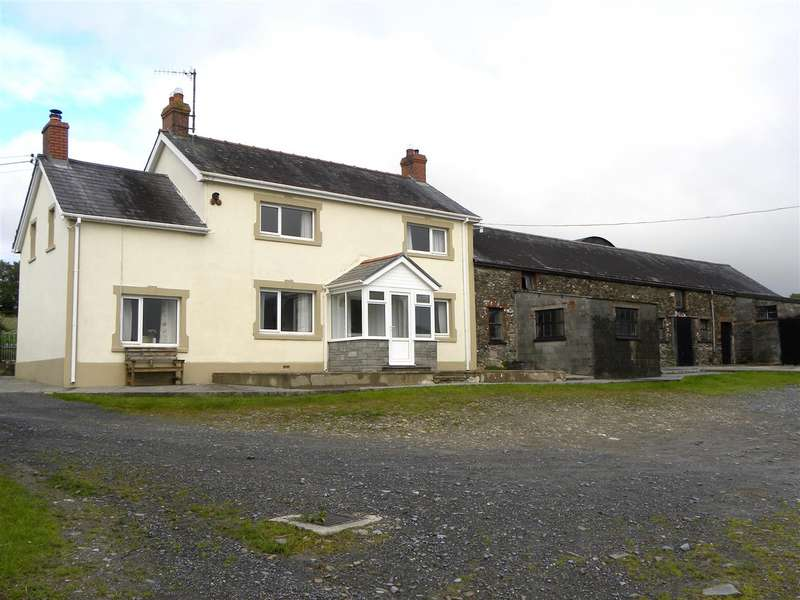 4 Bedrooms Property for sale in Pencader, Carmarthenshire