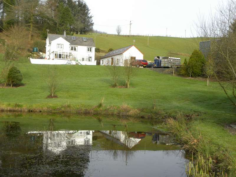 8 Bedrooms Property for sale in Ffarmers, Near Lampeter