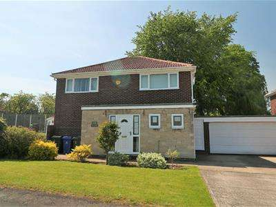 5 Bedrooms Detached House for sale in Sedgefield Way, Mexborough, S64 0BE