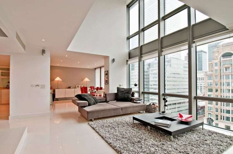 3 Bedrooms Duplex Flat for rent in No1 West India Quay 26 Hertsmere Road, Canary Wharf, E14