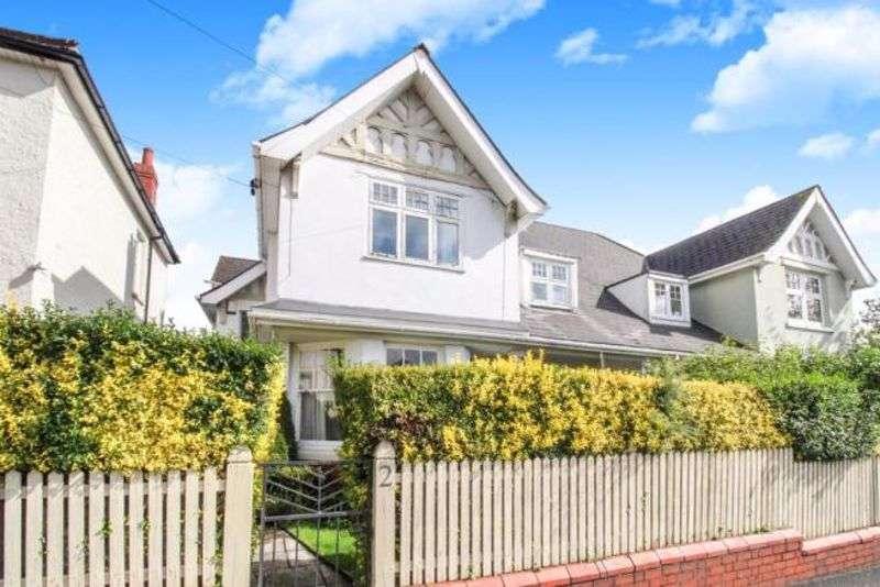 4 Bedrooms Property for sale in Lodge Road Caerleon, Newport