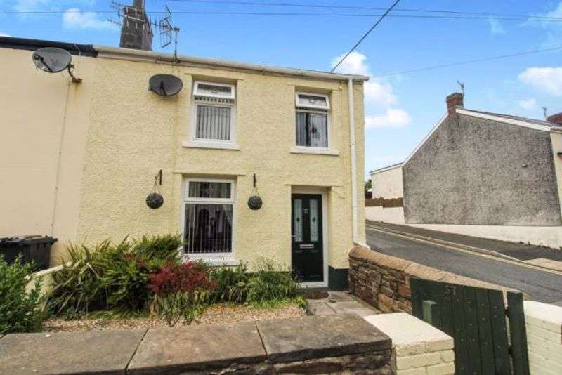 2 Bedrooms Property for sale in Beaufort Hill Beaufort, Ebbw Vale