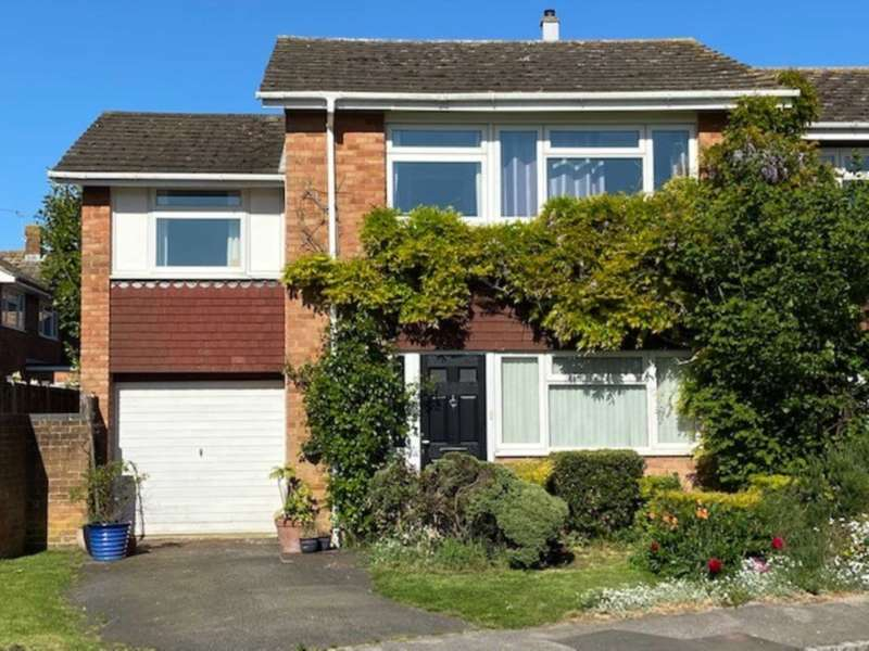 4 Bedrooms Semi Detached House for sale in Cleavers, Chinnor