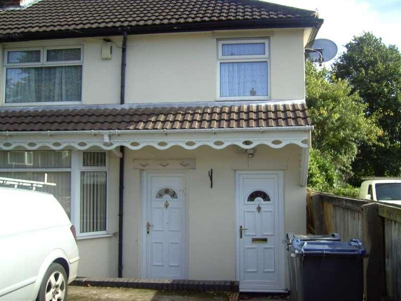 2 Bedrooms Apartment Flat for rent in Old Oscott Lane, Great Barr, Birmingham