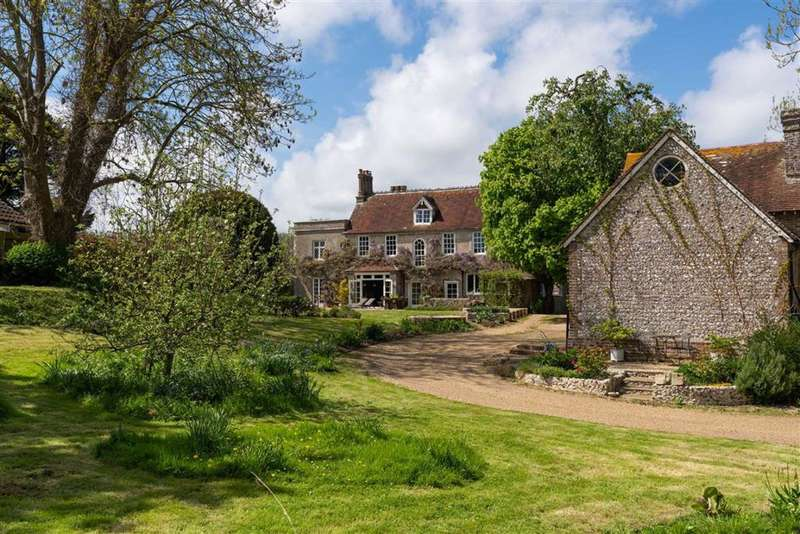 5 Bedrooms Detached House for sale in The Street, Rodmell, East Sussex