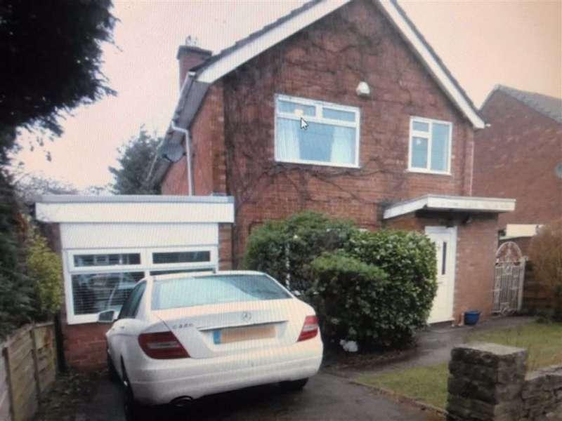 3 Bedrooms Detached House for rent in Wilton Avenue, Heald Green
