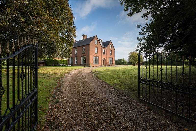 9 Bedrooms Detached House for sale in Hawkes Lane, Bracon Ash, Norwich, Norfolk, NR14