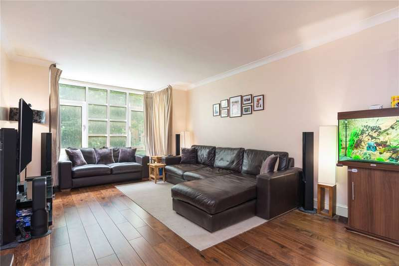 2 Bedrooms Flat for sale in Abbey Road, St John's Wood, London, NW8