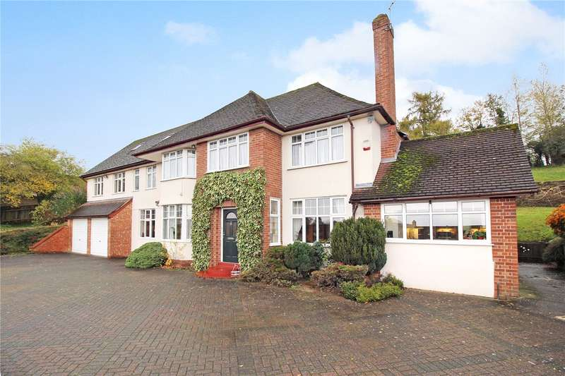 5 Bedrooms Detached House for sale in Beccles Road, Bungay, Suffolk, NR35