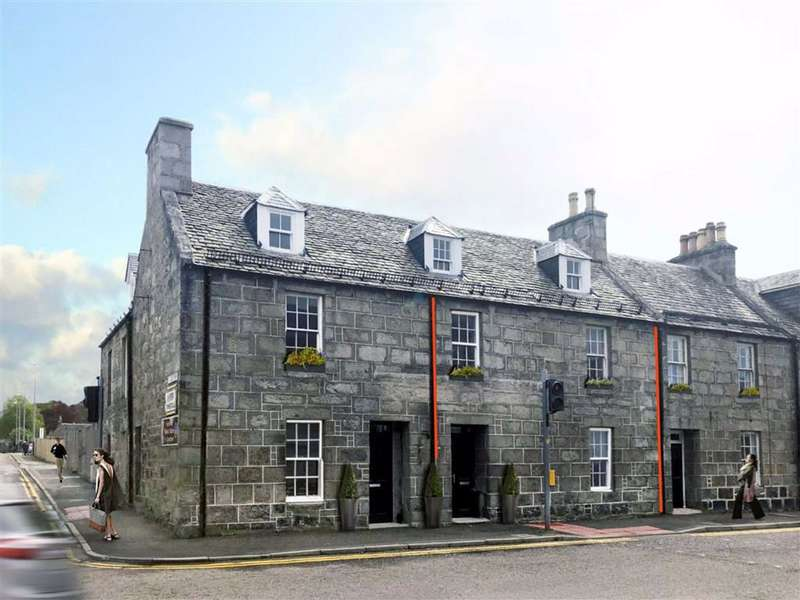 2 Bedrooms House for sale in Grantown on Spey
