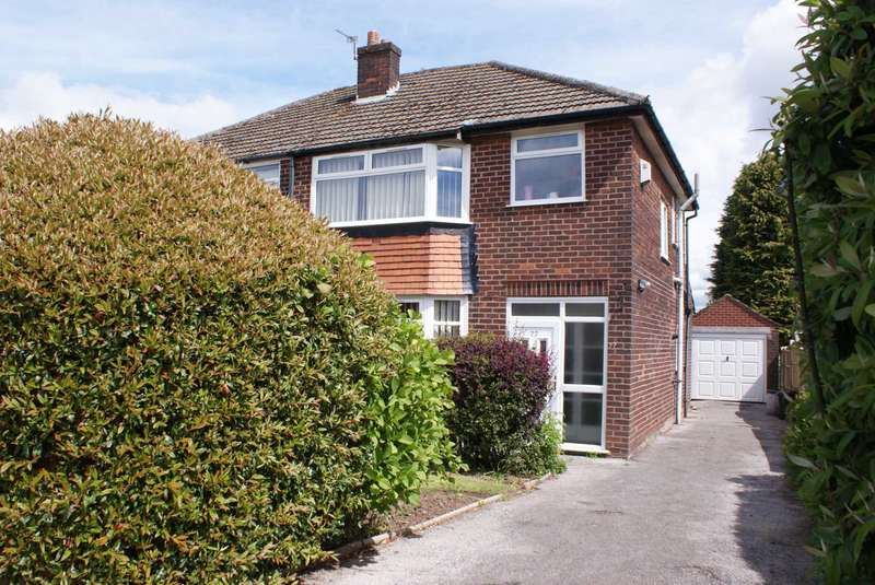 3 Bedrooms Semi Detached House for sale in Dovedale Road, Breightmet