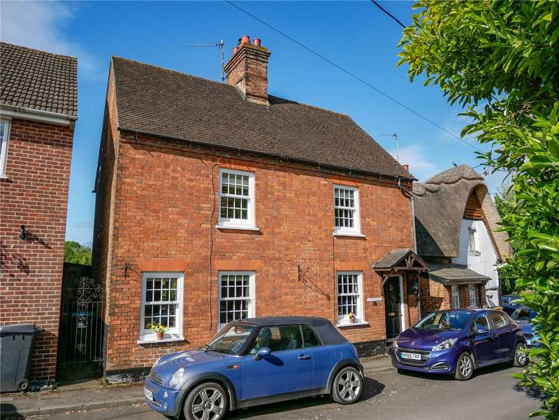 3 Bedrooms Detached House for sale in Oxford Street, Eddington, Hungerford, Berkshire, RG17