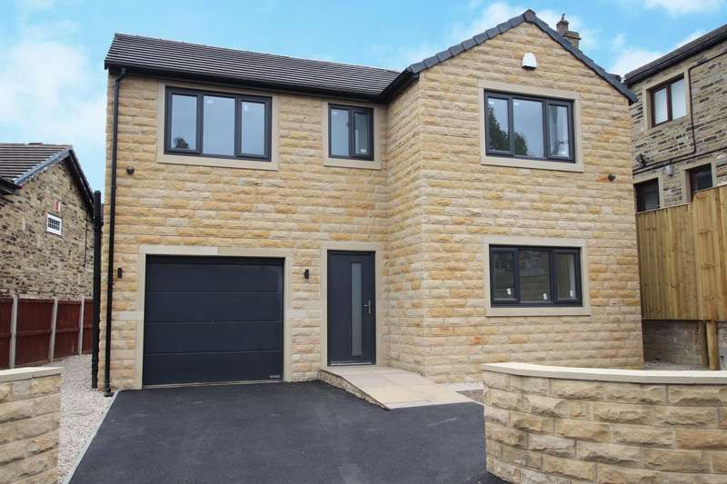 4 Bedrooms Detached House for sale in Bank, Eccleshill, Bradford