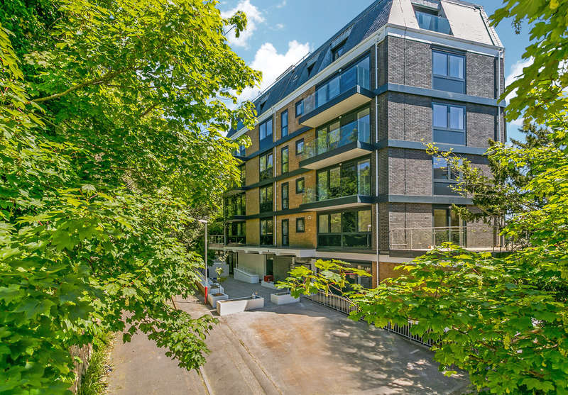 2 Bedrooms Flat for sale in Vale House, Clarence Road, Tunbridge Wells