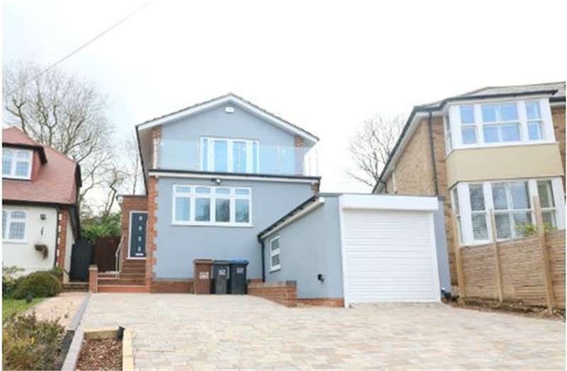 3 Bedrooms Detached House for sale in Orchard Close, Cuffley, Potters Bar, Hertfordshire